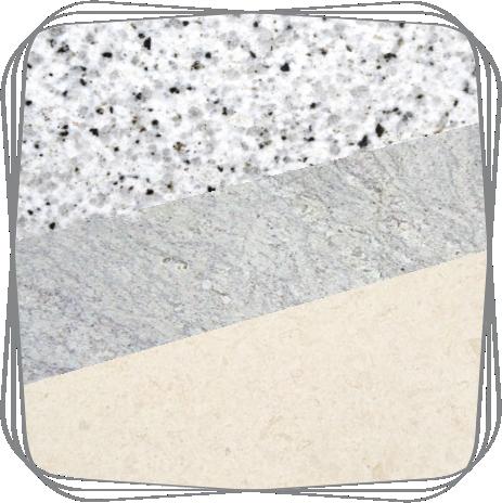 Diferença entre mármore e granito, Blumenau