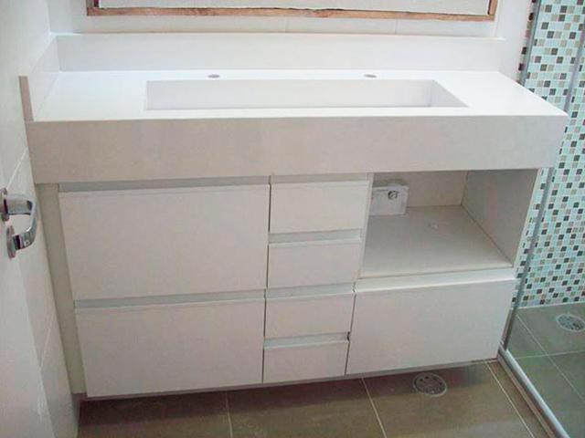 Mármore banheiro - 1