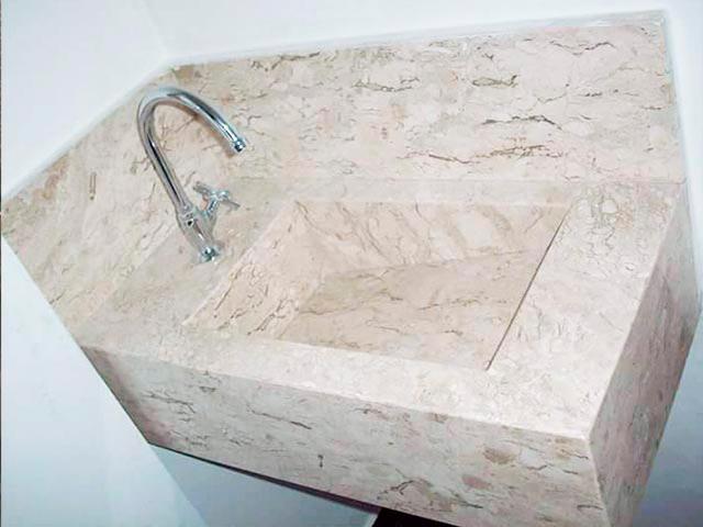 Mármore banheiro - 2